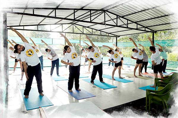 60 Minutes Regular Group Yoga Classes