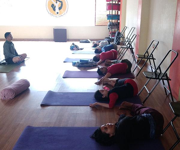 300 hour yoga teacher training course in Dehradun,India